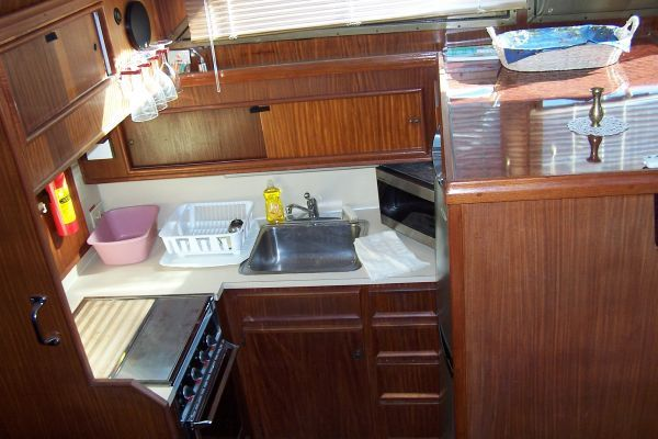 Boats for Sale & Yachts Hatteras 43 Motor Yacht 1979 Hatteras Boats for Sale