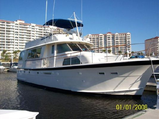 1979 hatteras 58 motor yacht boats yachts for sale for Hatteras motor yacht for sale