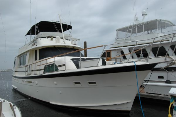 1979 Hatteras 58 Motor Yacht Boats Yachts For Sale