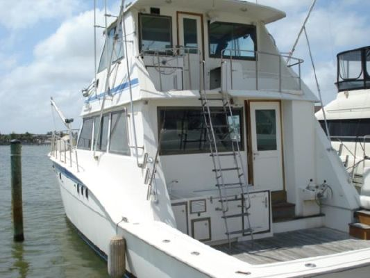 Boats for Sale & Yachts Hatteras 60 Convertible EB 1979 Hatteras Boats for Sale