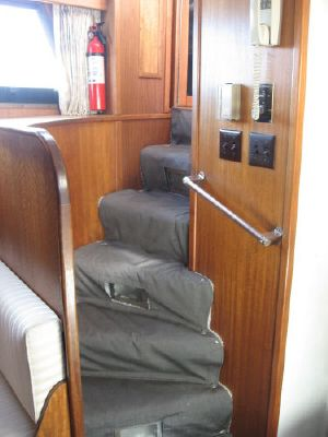 1979 hatteras cockpit motoryacht widebody  11 1979 Hatteras Cockpit Motoryacht Widebody