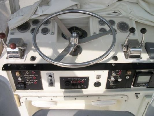 Hatteras Converitble (Early) 1979 Hatteras Boats for Sale