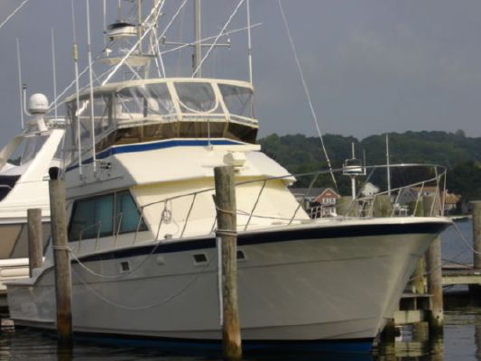 Hatteras Convertible 1979 Hatteras Boats for Sale