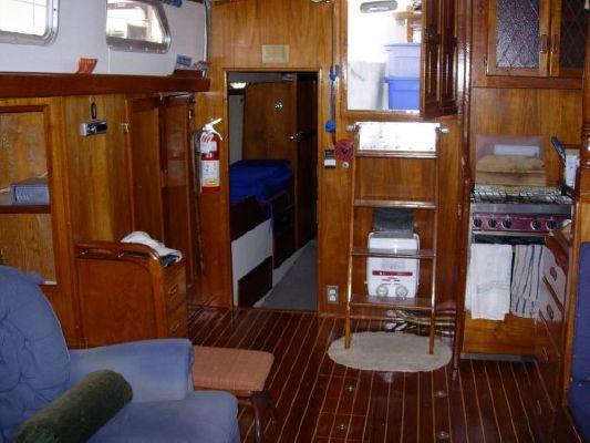 Maple Leaf 46 Center Cockpit 1979 All Boats