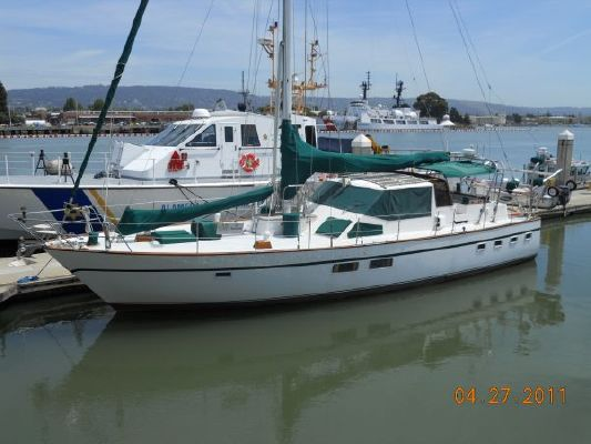 Boats for Sale & Yachts Mariner Pilothouse Motorsailer 50 1979 Pilothouse Boats for Sale Sailboats for Sale