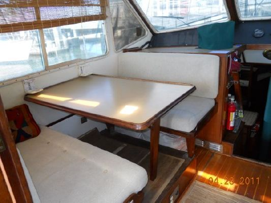 1979 mariner pilothouse motorsailer 50  20 1979 Mariner Pilothouse Motorsailer 50