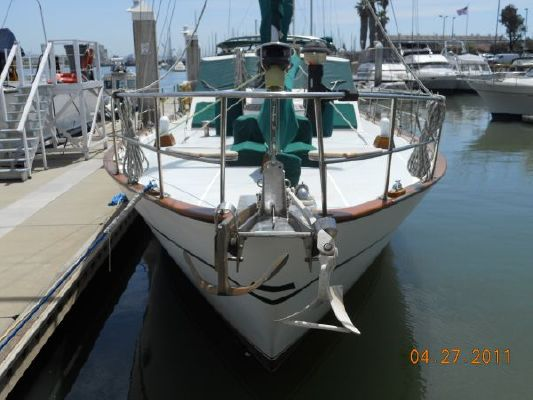 1979 mariner pilothouse motorsailer 50  3 1979 Mariner Pilothouse Motorsailer 50