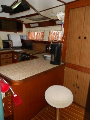 1979 mariner pilothouse motorsailer 50  35 1979 Mariner Pilothouse Motorsailer 50
