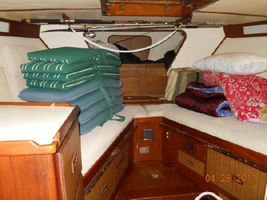 1979 mariner pilothouse motorsailer 50  37 1979 Mariner Pilothouse Motorsailer 50