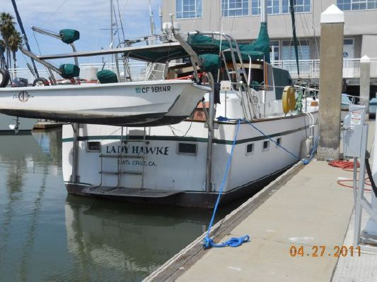 1979 mariner pilothouse motorsailer 50  4 1979 Mariner Pilothouse Motorsailer 50
