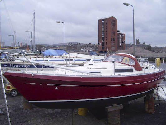 Moody 33 MkI 1979 All Boats