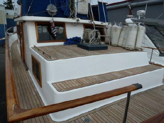 North Sea Trawler 42 1979 Trawler Boats for Sale