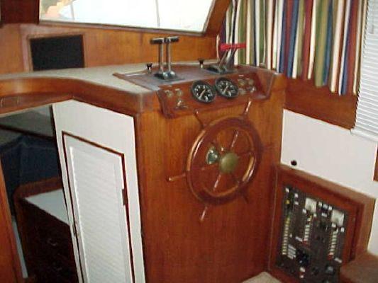 Ocean 40+2 Trawler 1979 Trawler Boats for Sale