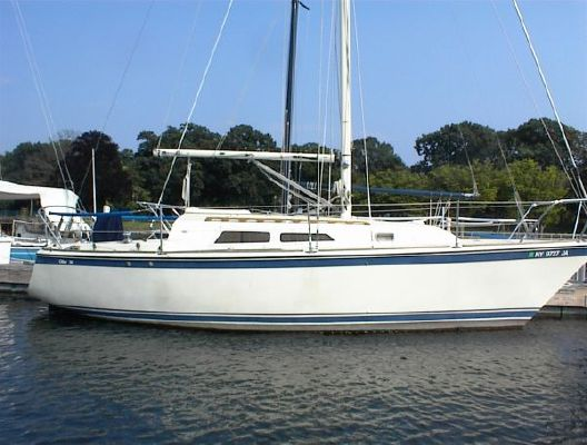 Boats for Sale & Yachts O'Day O'Day 28 Sloop 1979 Sailboats for Sale Sloop Boats For Sale