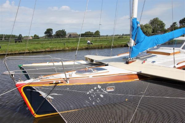 One Off Quorning 33 Trimaran 33Ft Trimaran 1979 All Boats