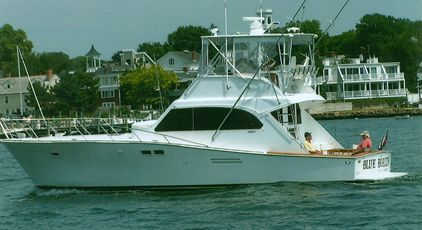 Boats for Sale & Yachts Post Marine Sportfisherman 1979 Sportfishing Boats for Sale