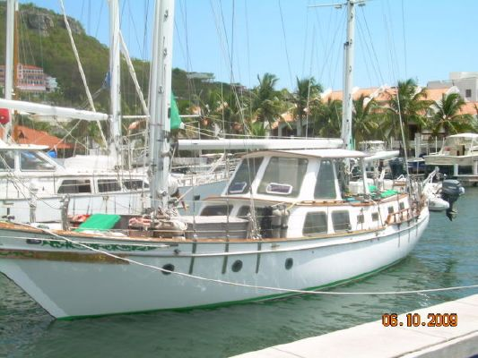 Seawolf (Hudson) Ketch Price slashed ! Outstandingly well found. 1979 Ketch Boats for Sale