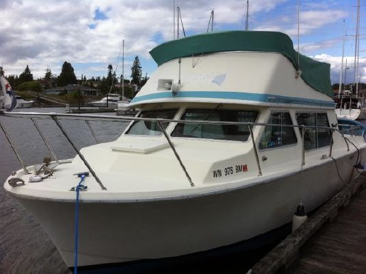 Tollycraft 26 Sedan 1979 All Boats