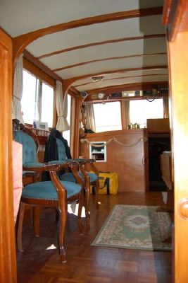 Trader 38 Trawler Yacht 1979 Trawler Boats for Sale