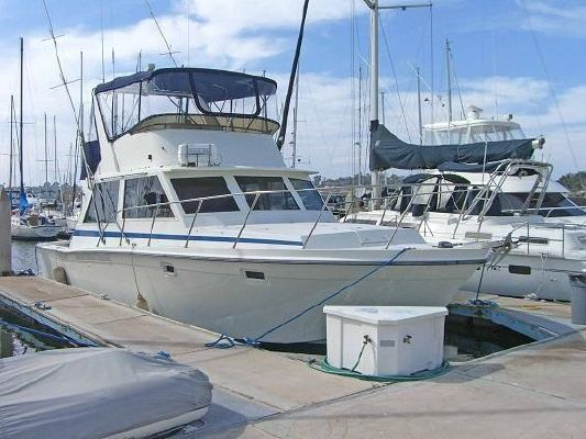 Boats for Sale & Yachts Uniflite Convertable Sportfisher FREE SLIP FOR 3 MONTHS 1979 Motor Boats Sportfishing Boats for Sale