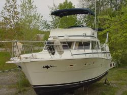 1979 viking 43 double cabin boats yachts for sale for Viking 43 double cabin motor yacht