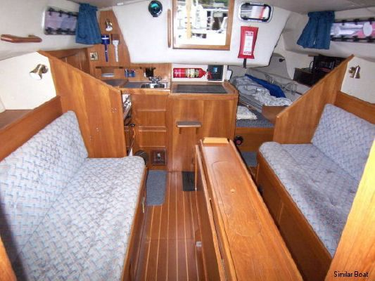 Westerly Konsort 1979 All Boats