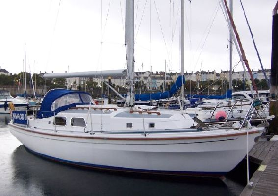 1979 westerly longbow  1 1979 Westerly Longbow