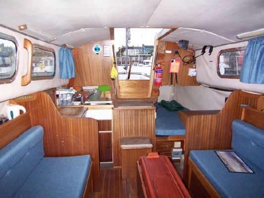 1979 westerly longbow  4 1979 Westerly Longbow