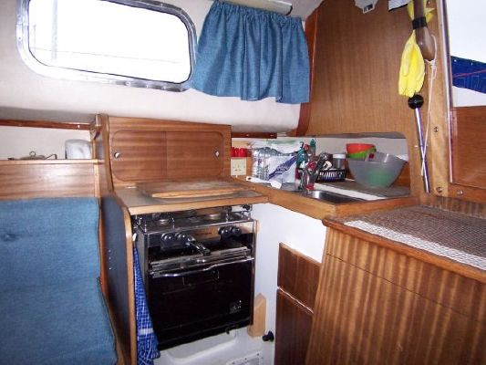 1979 westerly longbow  6 1979 Westerly Longbow