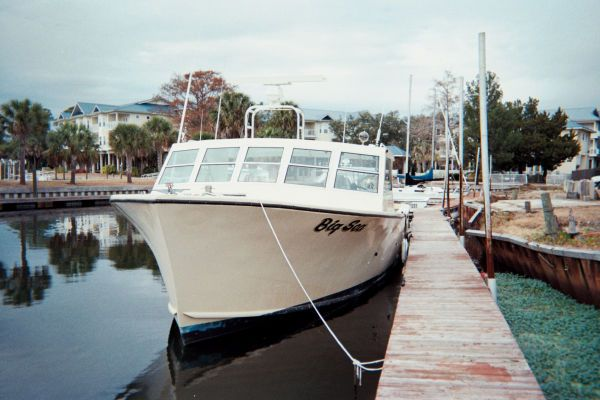 commercial fishing boats for sale in gulf coast