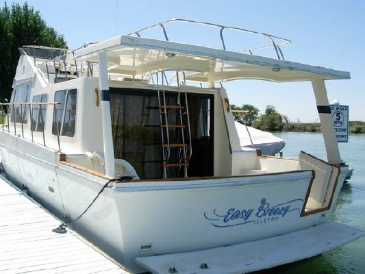 Bluewater 40 Sedan 1980 Bluewater Boats for Sale