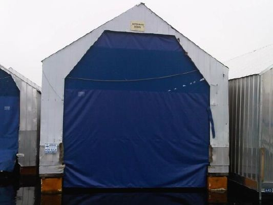 BoatHouse 40' Aluminum Shed 1980 All Boats