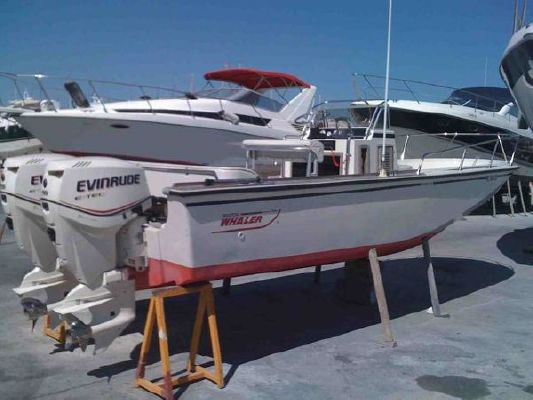 1980 Boston Whaler Outrage 22 Boats Yachts For Sale