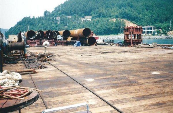BSB Huge Jack Up Barge 940157 1980 All Boats