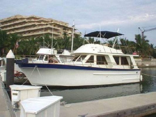 1980 chb europa trawler  1 1980 CHB Europa Trawler
