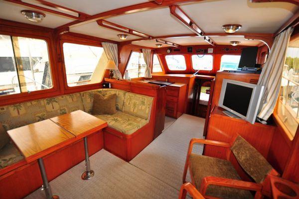 1980 chb europa trawler  3 1980 CHB Europa Trawler