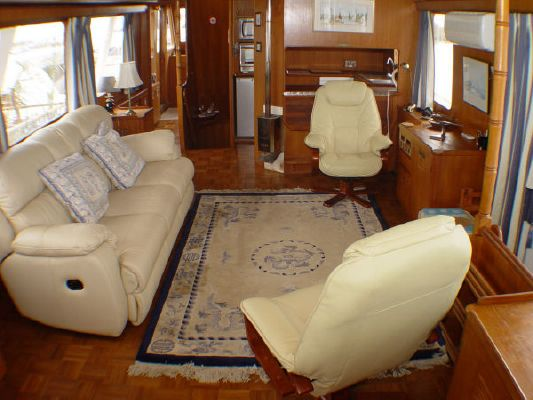 Cheoy Lee 55 Long Range Cruiser **** JUST REDUCED! **** 1980 Cheoy Lee for Sale