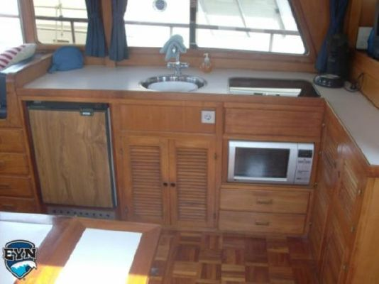 Chung Wha Trawler 38 1980 Trawler Boats for Sale