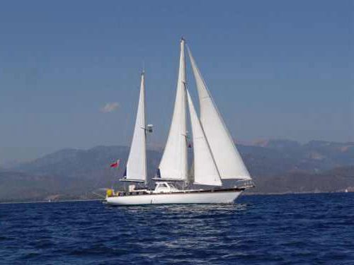 CNSO Mikado 55 Ketch 1980 Ketch Boats for Sale