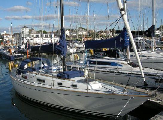 Contessa 32 1980 All Boats