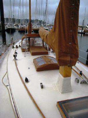 Custom Herreshoff Ketch 1980 Ketch Boats for Sale