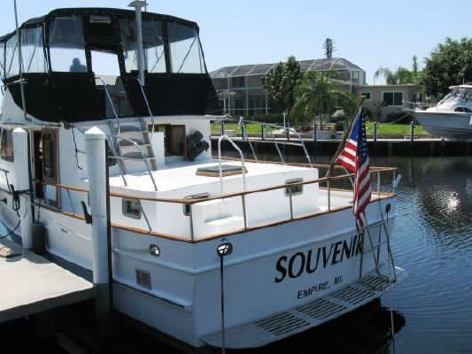 Defever 40 PASSAGEMAKER TRAWLER 1980 Trawler Boats for Sale
