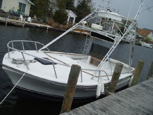 Dusky 26 Fisherman 1980 All Boats Fisherman Boats for Sale
