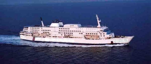 FERRY BOAT 1890 PAX / 600 CARS 1980 All Boats