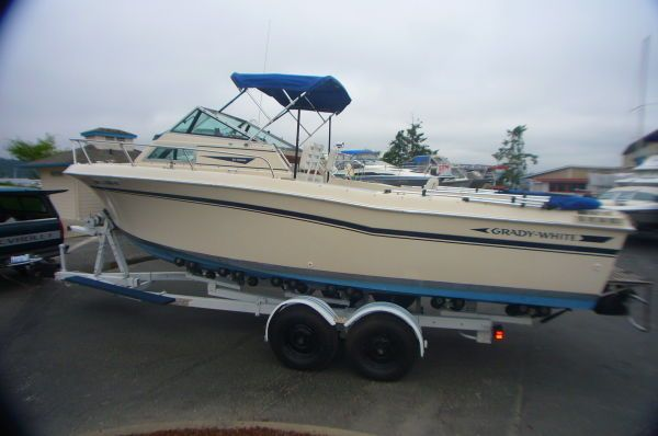 Grady White 241 Weekender 2006 engine 1980 Fishing Boats for Sale Grady White Boats for Sale