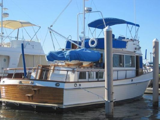 1980 grand banks 42 classic trawler boats yachts for sale for Grand banks motor yachts for sale