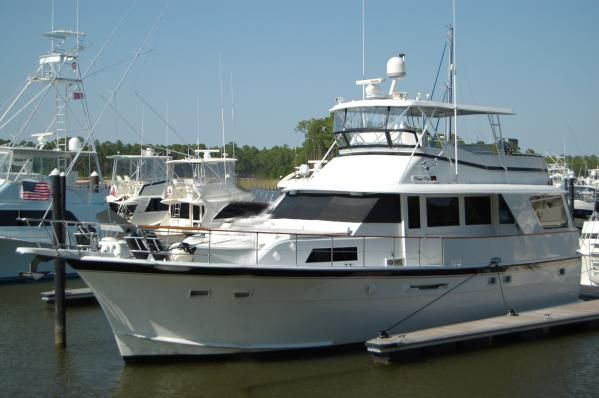 1980 hatteras 53 classic motor yacht boats yachts for sale for Hatteras motor yacht for sale