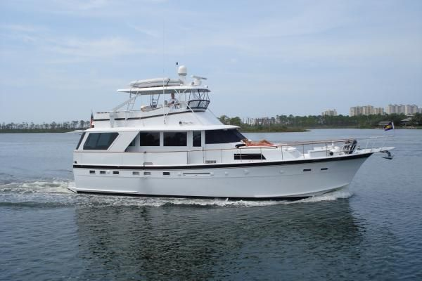 1980 hatteras 53 classic motor yacht boats yachts for sale for Vintage motor yachts for sale