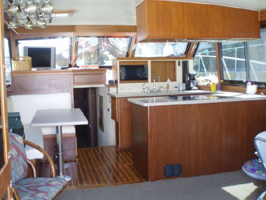 Hatteras *Convertible* 1980 Hatteras Boats for Sale