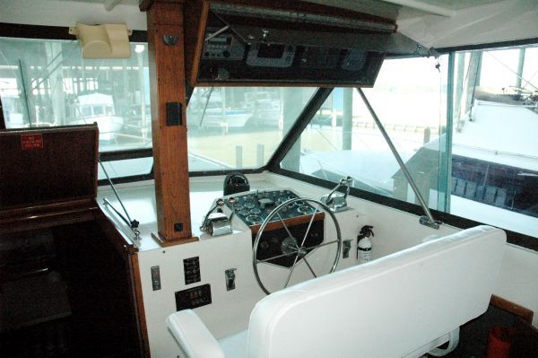 Boats for Sale & Yachts Hatteras Double Cabin 1980